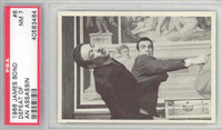 1966 James Bond 6 Defeat of an Assassin PSA 7 Near Mint