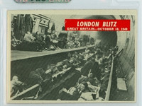 1965 War Bulletin 7 London Blitz Excellent to Mint
