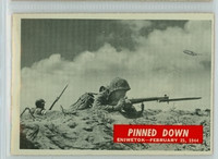 1965 War Bulletin 36 Pinned Down Excellent to Excellent Plus