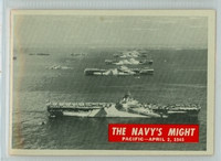 1965 War Bulletin 70 The Navy's Might Excellent to Excellent Plus
