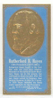 1965 Presidents|Famous Americans 19 Rutherford Hayes Excellent