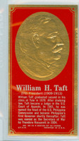 1965 Presidents|Famous Americans 26 William Taft Excellent