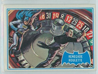 1966 Batman Blue Bat 12 Renegade Roulette Excellent to Excellent Plus Logo