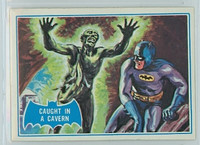 1966 Batman Blue Bat 39 Caught in a Cavern Excellent to Mint Logo