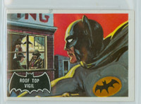 1966 Batman Black 5 Roof Top Vigil Very Good to Excellent