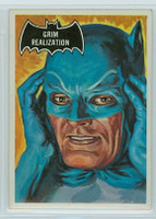1966 Batman Black 7 Grim Realization Excellent to Mint