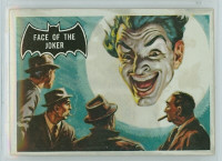 1966 Batman Black 9 Face of the Joker Very Good to Excellent