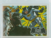 1966 Batman Black 12 Batman Strikes Excellent