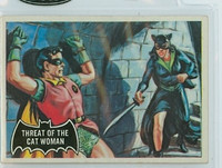 1966 Batman Black 31 Threat Of The Cat Woman Very Good to Excellent