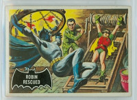 1966 Batman Black 38 Robin Rescued Very Good to Excellent