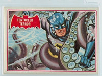 1966 Batman Red 8 Tentacled Terror Near-Mint