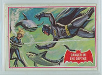 1966 Batman Red 14 Danger in the Depths Very Good to Excellent