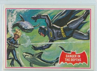 1966 Batman Red 14 Danger in the Depths Near-Mint