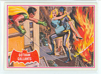 1966 Batman Red 15 Gotham Gallants Near-Mint