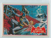 1966 Batman Red 23 Battling Nature's Fury Excellent to Mint