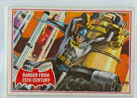 1966 Batman Red 29 Danger from 25th Century Good to Very Good