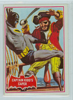 1966 Batman Red 32 Captain Kidd's Caper Excellent to Mint