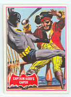 1966 Batman Red 32 Captain Kidd's Caper Near-Mint