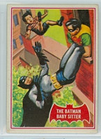 1966 Batman Red 34 The Batman Baby Sitter Very Good to Excellent
