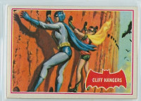 1966 Batman Red 36 Cliff Hangers Excellent to Mint