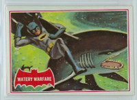 1966 Batman Red 37 Watery Warfare Very Good to Excellent