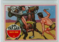 1966 Tarzan 13 Death Ride Very Good