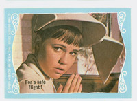 1968 Flying Nun 5 For a Safe Flight Near-Mint to Mint