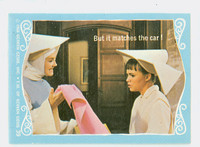 1968 Flying Nun 39 Matches the Car Near-Mint to Mint