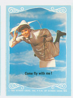 1968 Flying Nun 65 Come Fly With Me Near-Mint to Mint