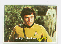 1976 Star Trek 7 Ensign Chekov Excellent to Mint