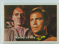 1976 Star Trek 33 Korby's Folly Excellent to Mint