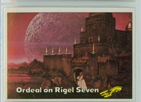 1976 Star Trek 52 Rigel Seven Near-Mint