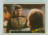1976 Star Trek 65 Journey to Babel Excellent to Mint