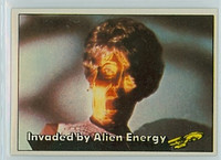 1976 Star Trek 83 Alien Energy Excellent to Mint