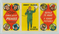 1966 Comic Book Foldees 2 Jimmy Olsen Cub Reporter Near-Mint to Mint