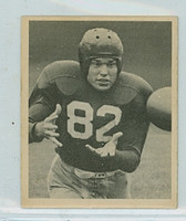 1948 Bowman Football 4 Ray Poole Excellent to Mint