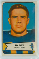 1954 Bowman Football 119 Ray Smith Excellent to Excellent Plus