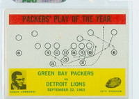 1964 Philadelphia 84 Packers Play (Lombardi) Near-Mint
