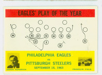 1964 Philadelphia 140 Eagles Play Excellent