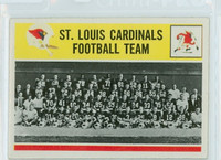 1964 Philadelphia 181 Cardinals Team Excellent to Mint