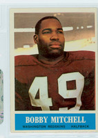 1964 Philadelphia 189 Bobby Mitchell Washington Redskins Excellent to Mint