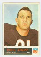 1965 Philadelphia 17 Doug Atkins Chicago Bears Excellent to Mint