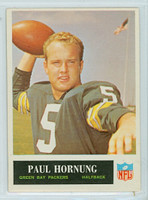 1965 Philadelphia 76 Paul Hornung Green Bay Packers Excellent