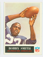 1965 Philadelphia 95 Bobby Smith Los Angeles Rams Excellent