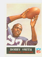 1965 Philadelphia 95 Bobby Smith Los Angeles Rams Excellent to Excellent Plus