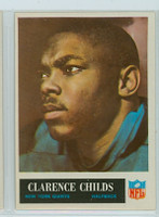 1965 Philadelphia 116 Clarence Childs New York Giants Excellent to Mint