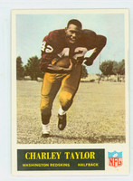 1965 Philadelphia 195 Charley Taylor ROOKIE Washington Redskins Excellent to Mint