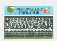 1966 Philadelphia 131 Eagles Team Excellent to Mint