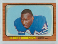 1966 Topps Football 23 Elbert Dubenion Buffalo Bills Excellent
