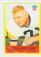 1967 Philadelphia 122 Charley Bradshaw New Orleans Saints Very Good to Excellent